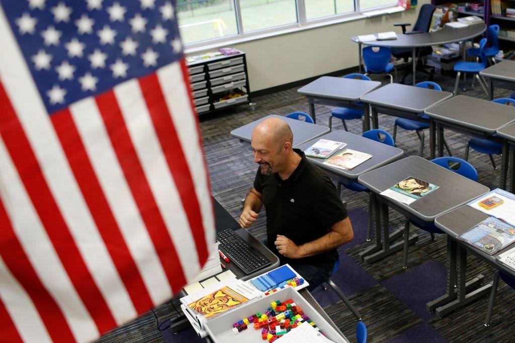 Schools Are Turning Stimulus Funds Into Teacher Bonuses