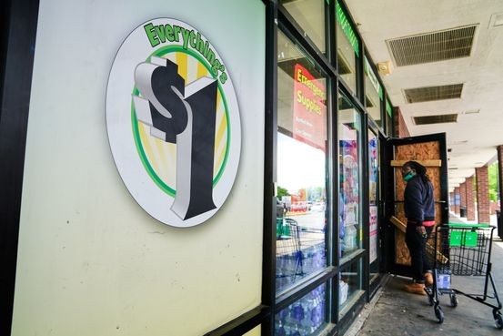 Dollar Tree to Sell More Items Above  as Costs Rise