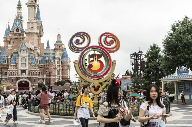 Disney Meets Roadblocks to Releasing Movies in China