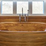 Wooden Bath Tubs More Appealing Than Ceramic Wsj
