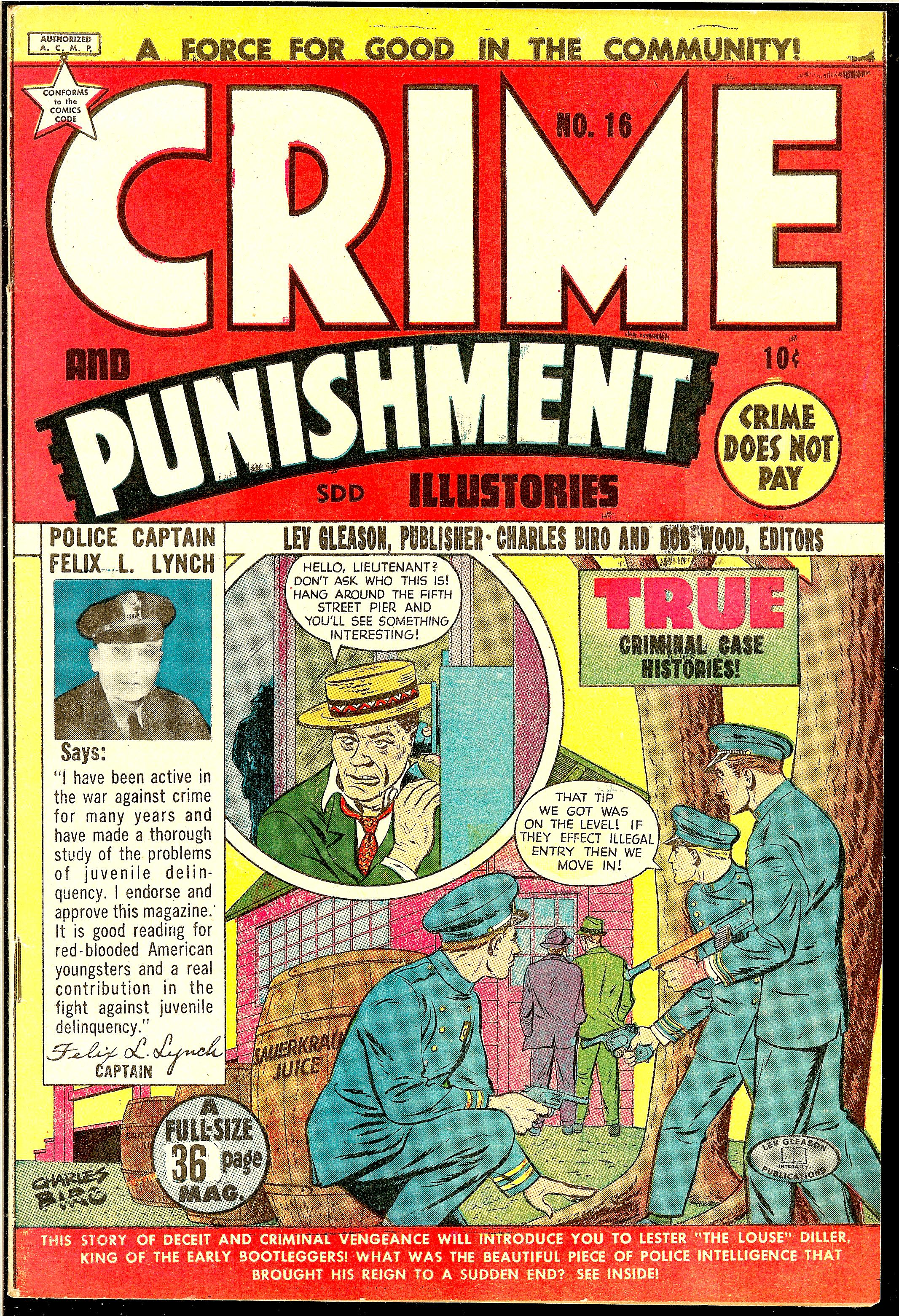 Crime And Punishment 16