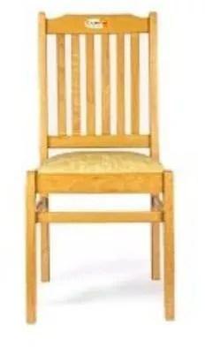 كرسي سفرة يصلح لسفرة الطعام والمكاتب مصنوع من الخشب الزان ومتنجد ويصلح للغرف