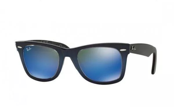 نظارات شمسية للجنسين من ريبان حجم 50 اطار اسود 0rb2140 12036850