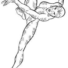 Dibujos De X Men Para Pintar El Avin De La Patrulla X Para Imprimir
