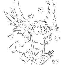 Angel Para Colorear Best Angel De Navidad Para Colorear