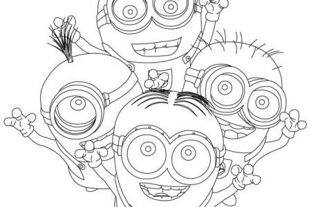 dibujos de minions enamorados » Full HD MAPS Locations - Another ...