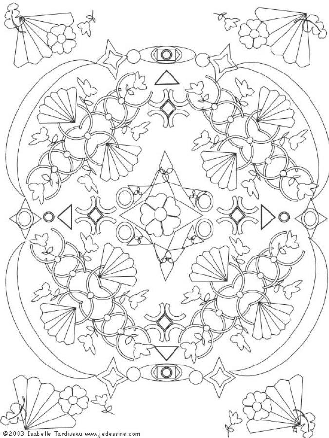 Dibujos Para Colorear Mandala Paraiso Eshellokidscom