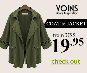 Yoins.com Winter Coats
