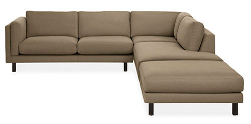 Room & Board sectional sofa