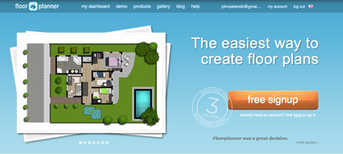 Online Tools for Planning A Space in 3D – Create A Site Plan For Free