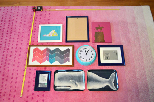How To Make A Fast & Easy Floating Frame | Young House Love
