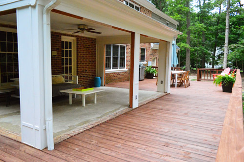 Awesome We Joked That We Should Start Calling It The U201cverandau201d To Mark Its  Evolution From The Typical Sunroom That Weu0027re Used To. And Perhaps That  Fancier Term Will ...