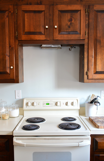 replacing a hanging microwave with a range hood young house love rh younghouselove com
