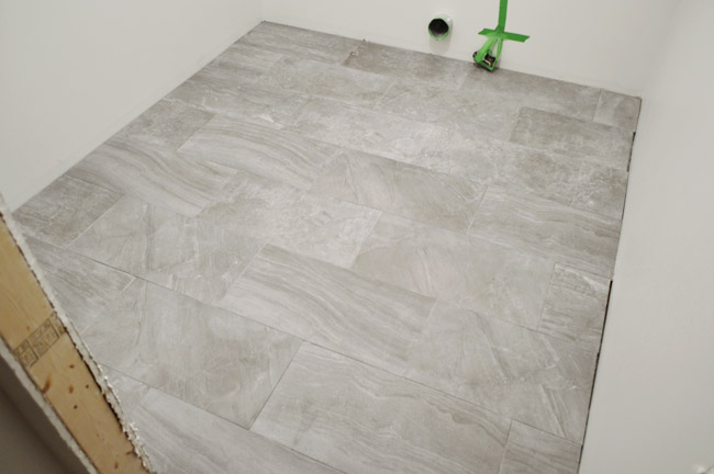 How Do I Remove Tiles From A Wet Room Floor