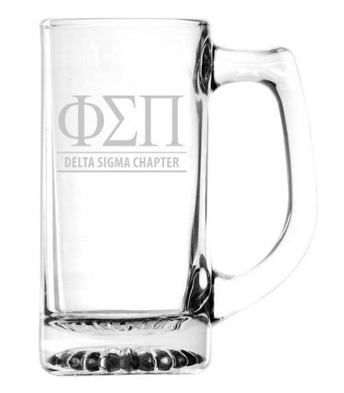 Phi Sigma Pi Custom End Mug
