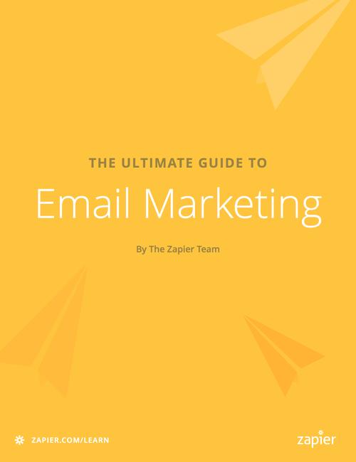 Livro de marketing por e-mail
