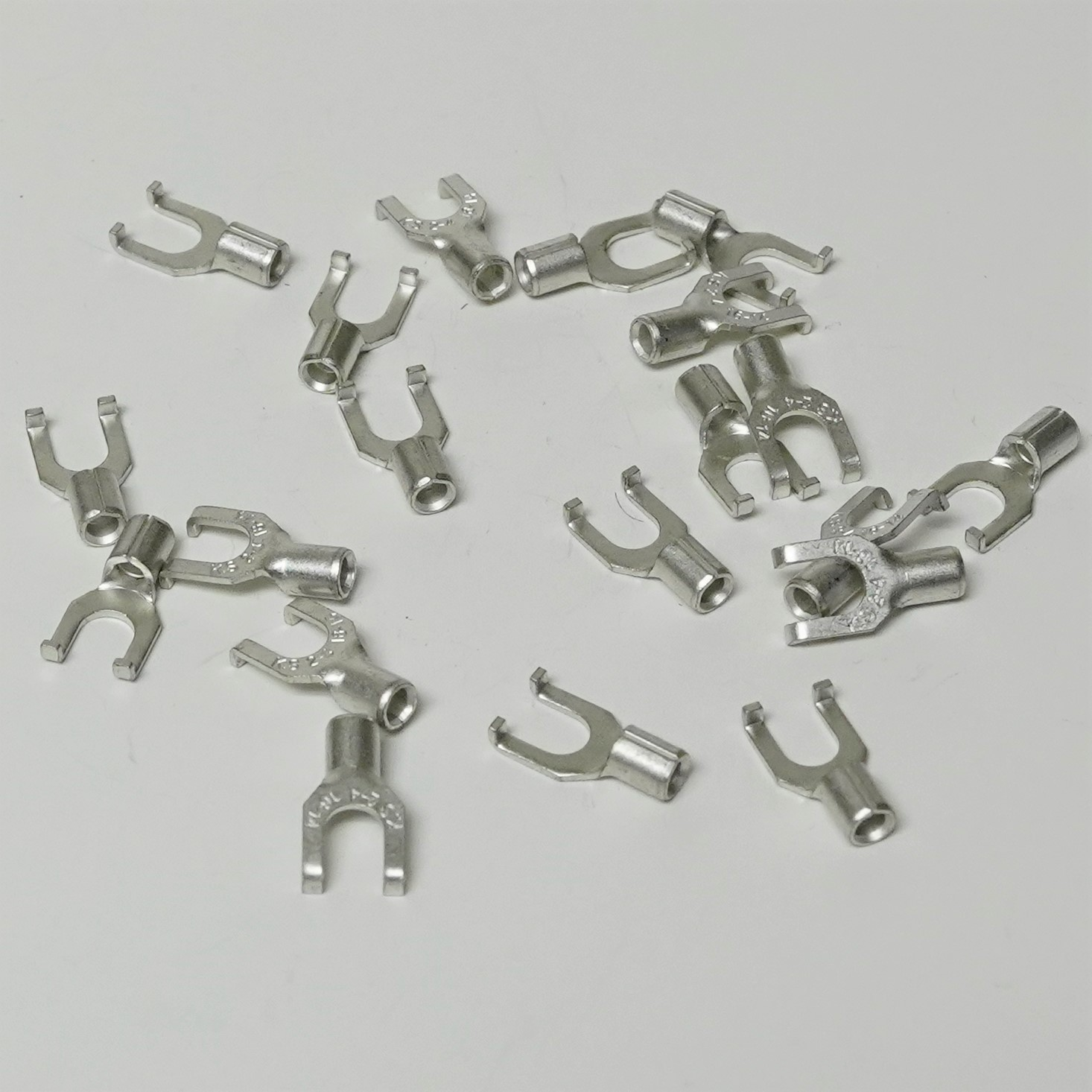 Supco T Non Insulated Flange Spade Terminal Connector