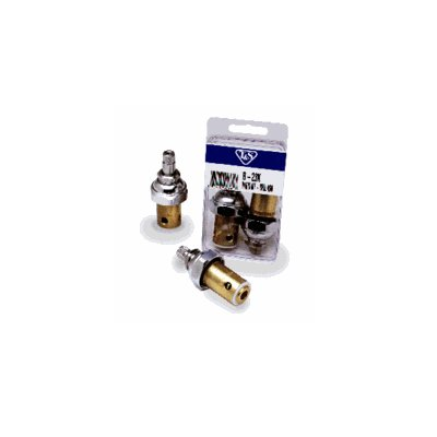 t s brass 002712 40 hot side cartridge assembly with check valve commercial kitchen faucets zesco com