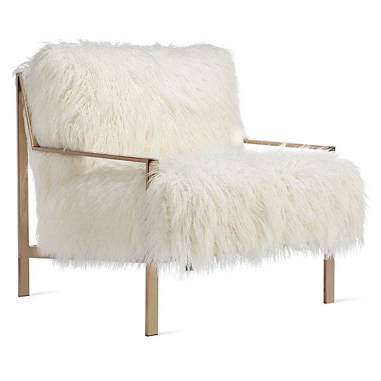 Z Gallerie Accent Chair