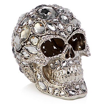 Skull Trinket Box Glamorous Styles Z Gallerie