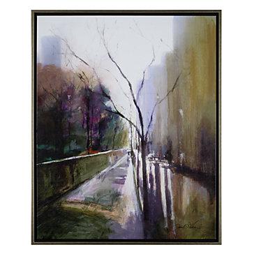 Vintage Bordeaux Canvas Artwork Art By Type Art Z