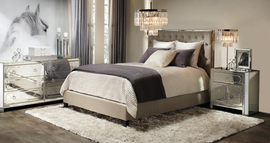 Bedroom Inspiration Prague Bed Z Gallerie