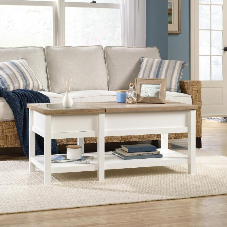 cottage road lift top coffee table