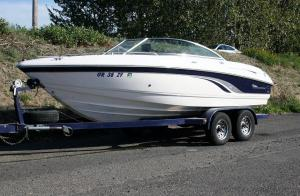 2000 Chaparral 196 SSi | 20 foot 2000 Motor Boat in