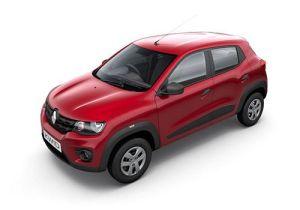 Renault KWID RXT  Price, Mileage (2517 kmpl) & Interior
