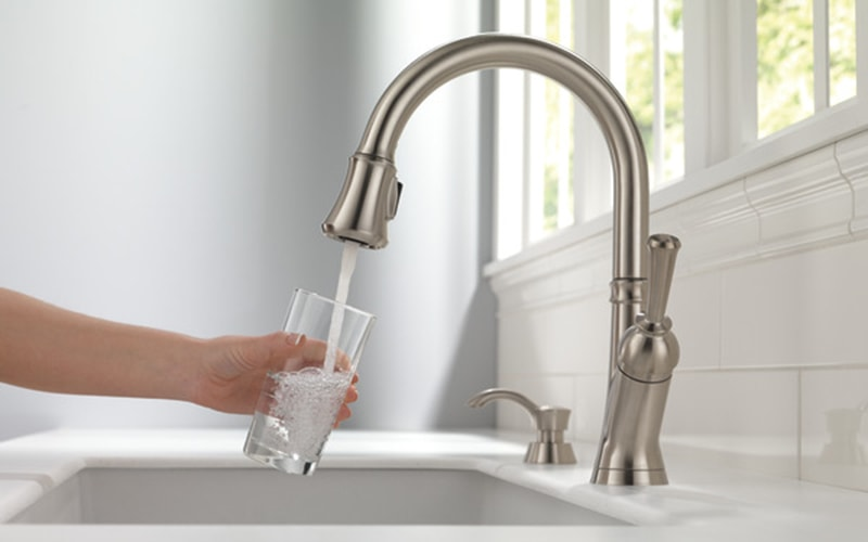 how to install a kitchen faucet video