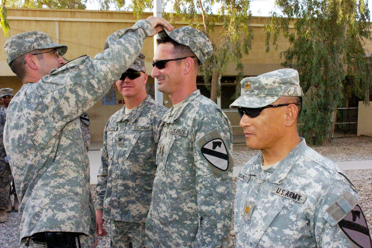 Army Reserve Identifies 595 Ncos For Advancement