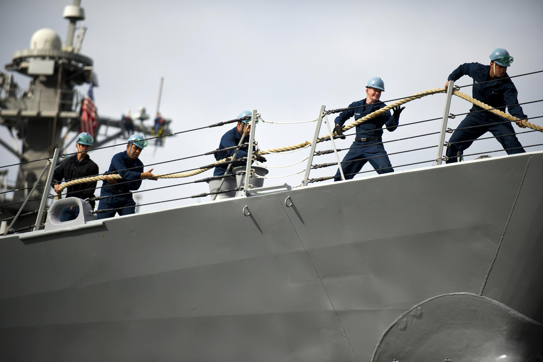 Sailors Who Can T Deploy Will Face Administrative