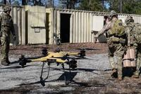 Army Expeditionary Warrior Experiment 2021 at Fort Benning.