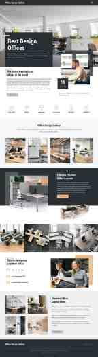 Best Design Offices WordPress Theme
