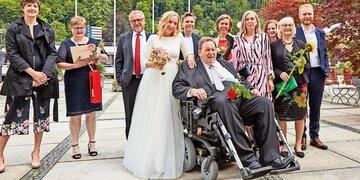 Ottfried Fischer Hat Mit 66 Noch Einmal Geheiratet Krone At