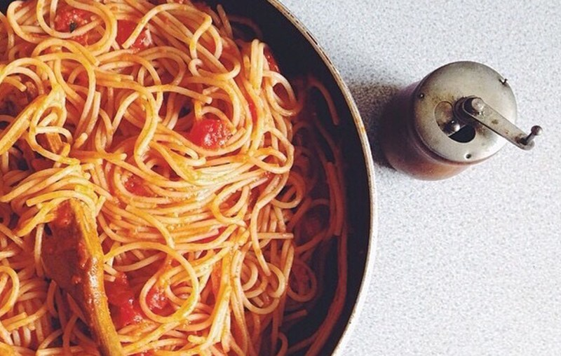 Why You Should Never Add Olive Oil to Your Pasta Water
