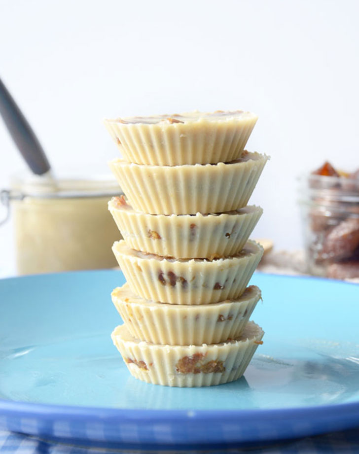 clean dessert tahinicups
