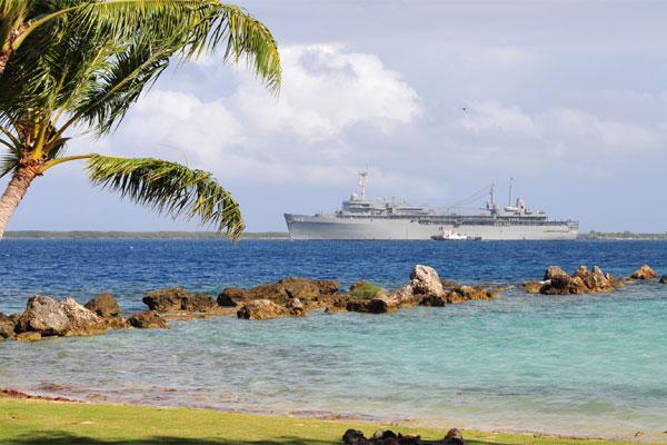 Directory Naval Base Guam