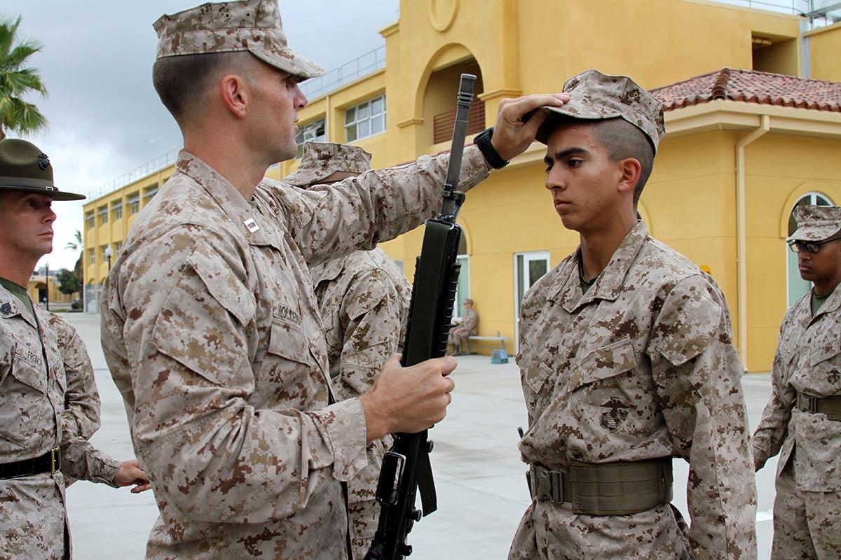 Marine Corps Combat Utility Uniform