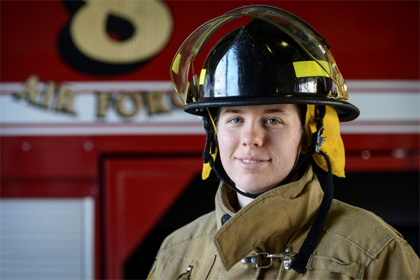 Equality Motivates Air Force Firefighter Military Com