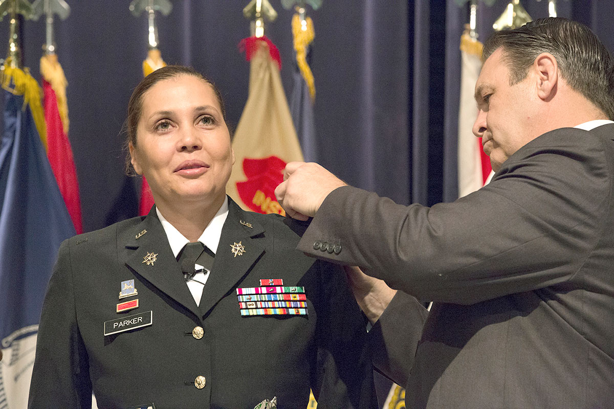 Army Names Almost 500 Officers For Promotion To Colonel
