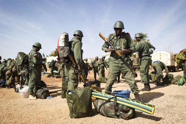Image result for mali military
