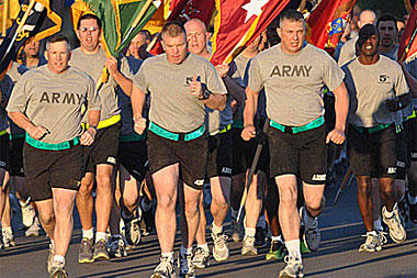 What To Expect In Army Boot Camp