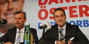 Nach VdB-Sieg: FPÖ bringt Anzeige wegen Wahlfälschung ein