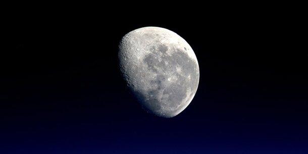 Der Mond wird auch heute nicht grün