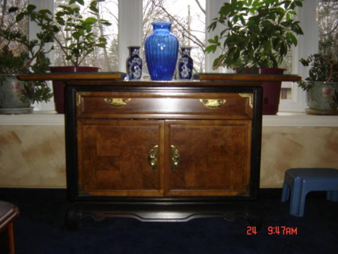 Broyhill Premier Ming Dynasty Dining Room Suite For Sale
