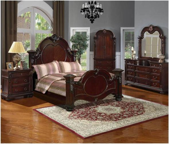 INVENTORY CLEARANCE SALE 8pc SOLID WOOD BEDROOM SET For Sale In North York Ontario Ads In