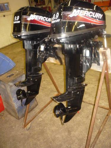 MERCURY 99M 2 STROKE SHORT SHAFT OUTBOARD For Sale In Fort Frances Ontario Ads In Ontraio