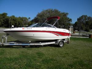 2000 19' Chaparral Boats 196 SSi for sale in New Port