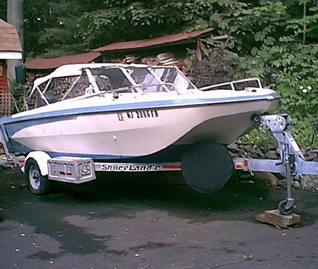 1973 18 Glastron Boats V186